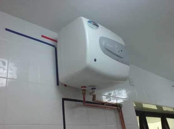 Có nhiều nguyên nhân khiến bình nóng lạnh bịn tắc nước