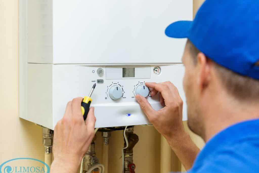 Dịch vụ sửa lỗi máy nước nóng Limosa