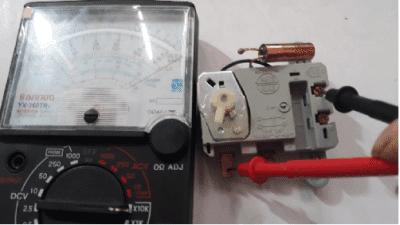 Nguồn điện máy nước nóng không ổn định