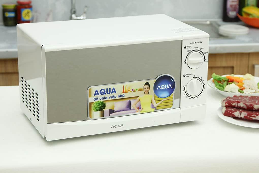Ưu điểm của lò vi sóng Aqua