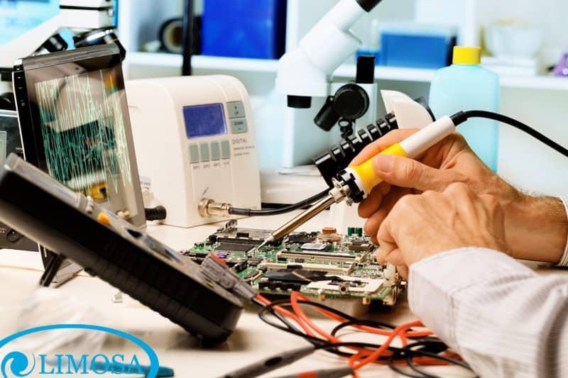 Cần kỹ thuật cao để sửa lỗi panel màn hình LCD đúng cách
