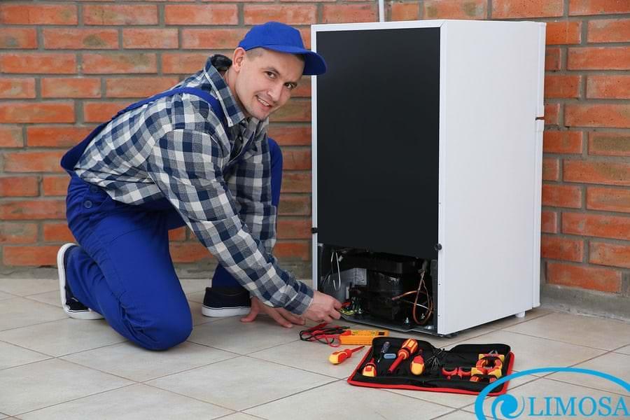 Dịch vụ sửa tủ lạnh Electrolux tại tpHCM