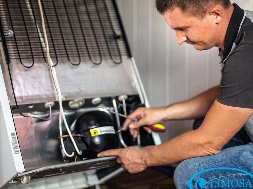 Sửa tủ lạnh LG của Limosa