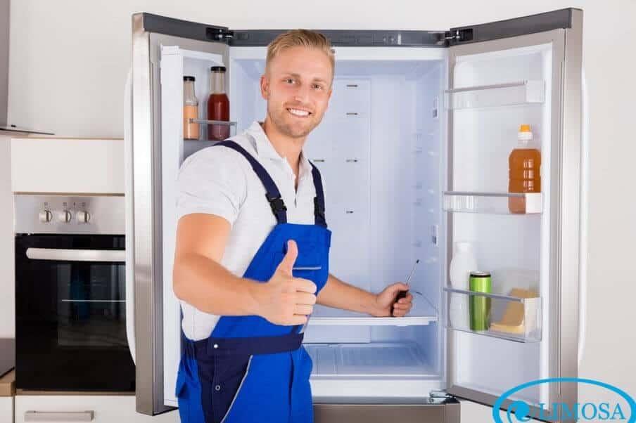 Sửa tủ lạnh quận Bình Thạnh