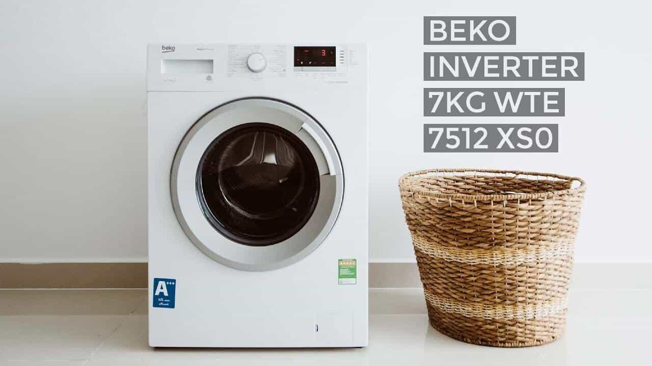 Đặc điểm của máy giặt Beko