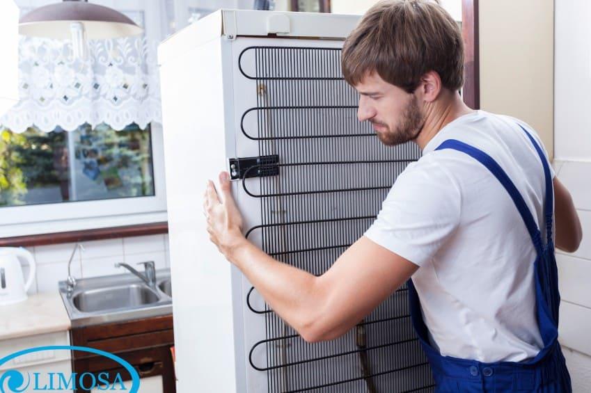 Nhân viên vệ sinh tủ lạnh tại Limosa sẽ đến ngay trong 30 phút