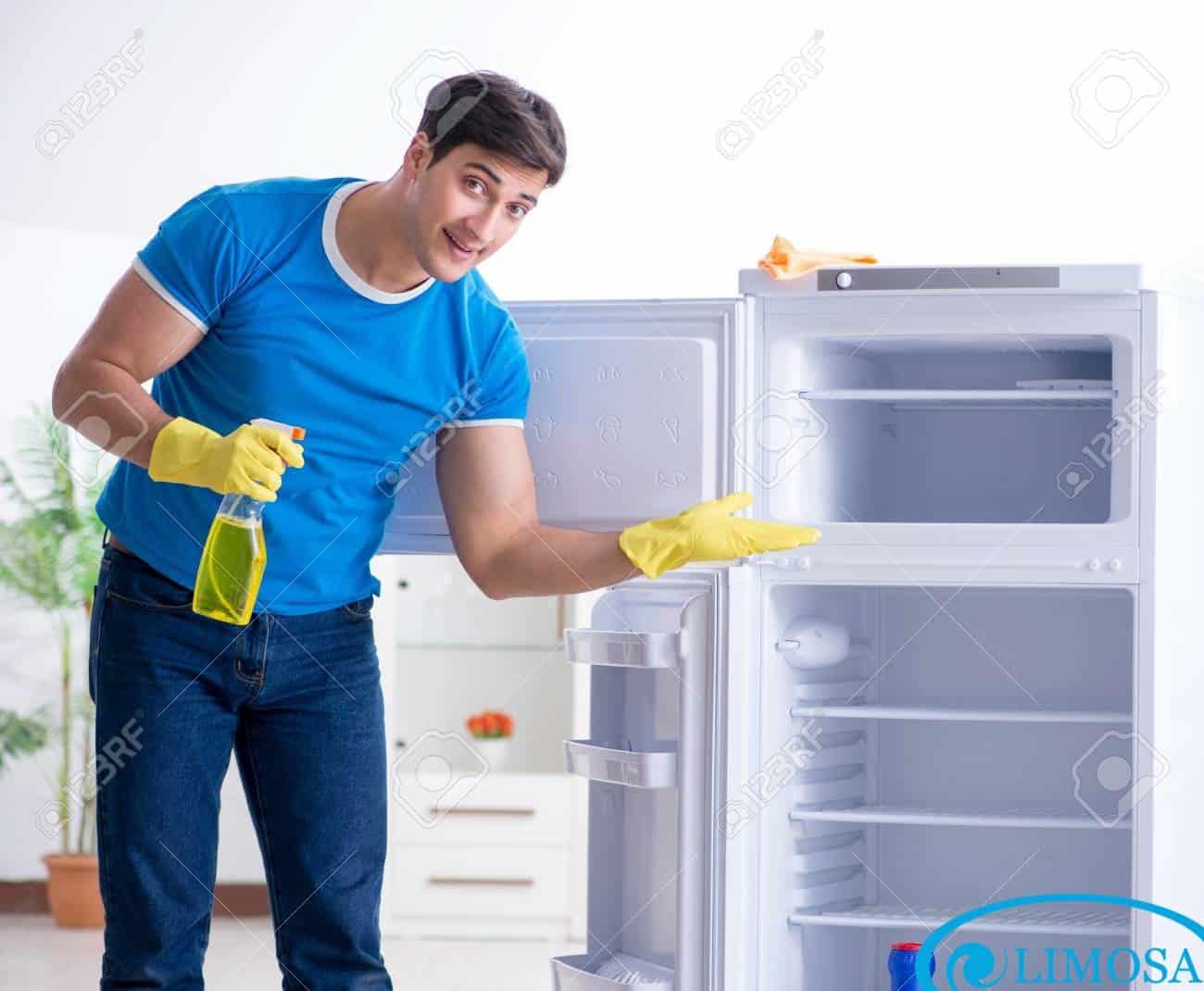 Nhiều gia đình tin tưởng dịch vụ vệ sinh tủ lạnh tại Limosa
