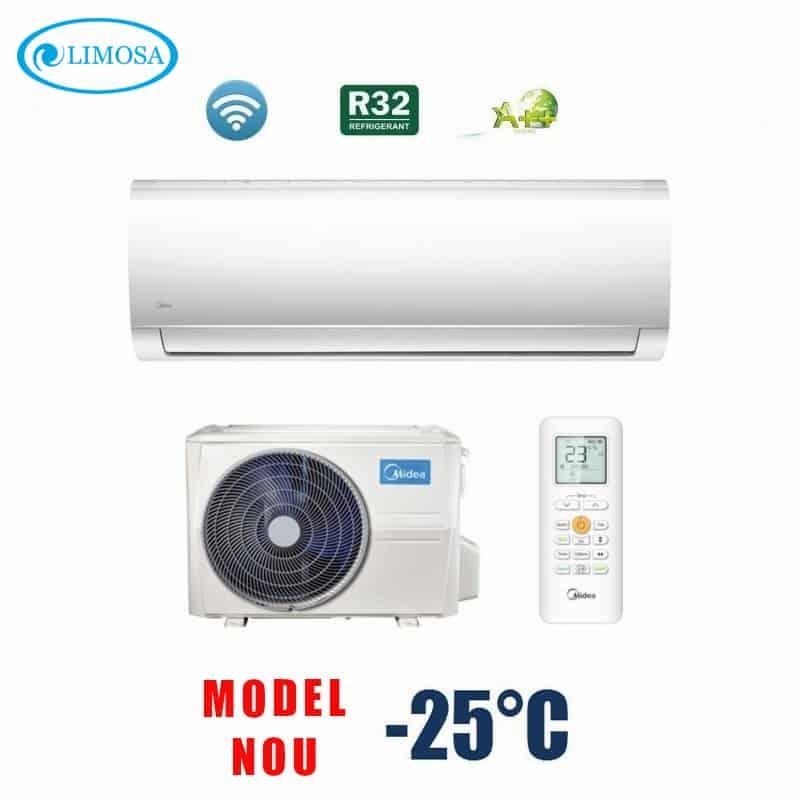 Máy lạnh Midea có những công nghệ hiện đại gì?