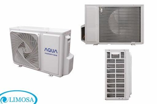 Cục nóng máy điều hòa Aqua