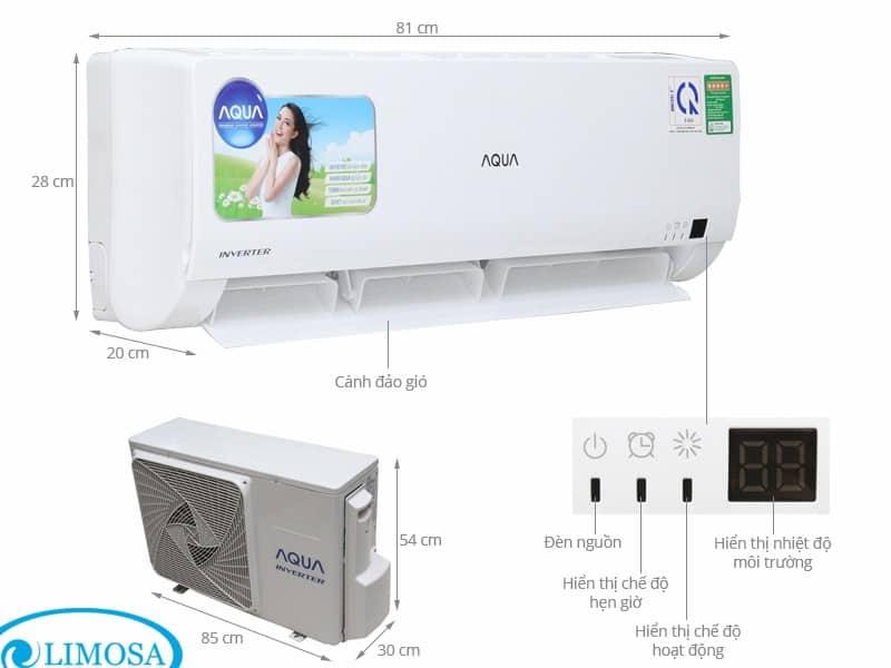 Mua máy điều hòa Aqua