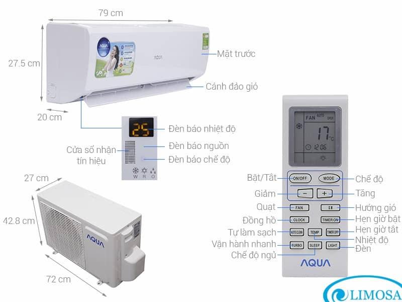Bán máy lạnh Aqua