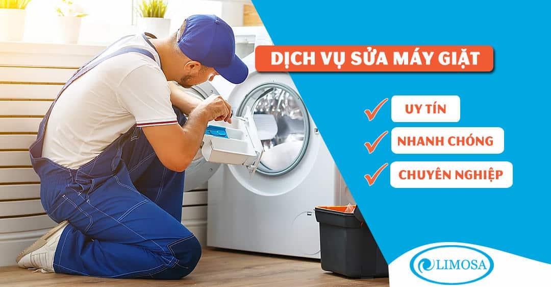 Dịch vụ sửa máy giặt Limosa