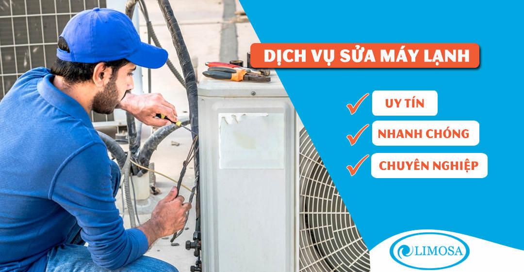 Dịch vụ sửa máy lạnh Limosa