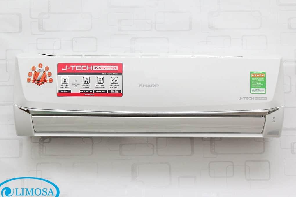 Những hãng máy lạnh cũ có thương hiệu lớn tại Limosa