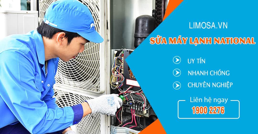 Dịch vụ sửa máy lạnh National Limosa