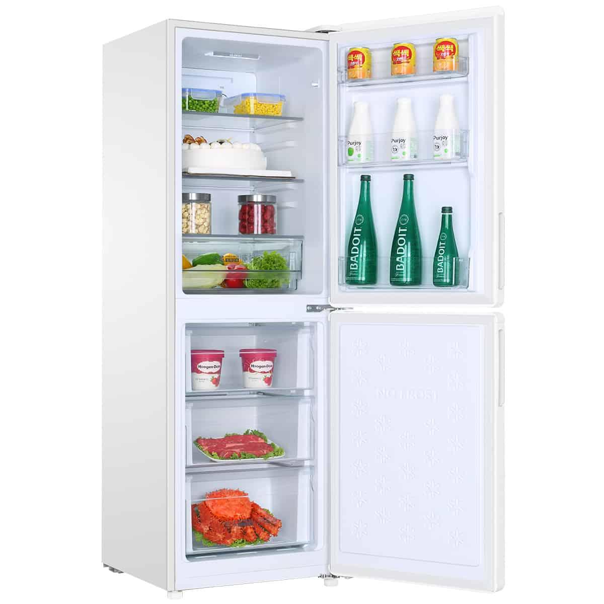 Nên vệ sinh tủ lạnh Haier thường xuyên
