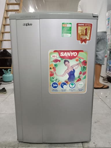 Tủ lạnh sanyo mini
