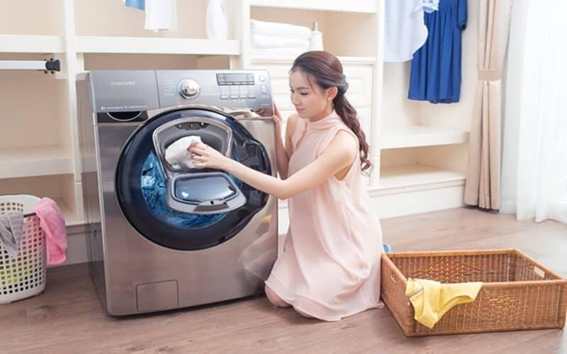 Những lưu ý khi vệ sinh máy giặt