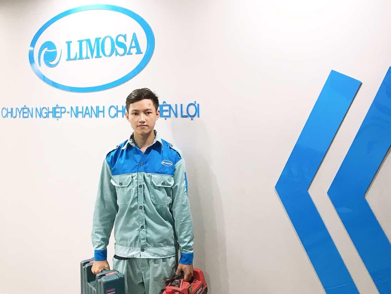 Kỹ thuật viên điện lạnh tại Limosa