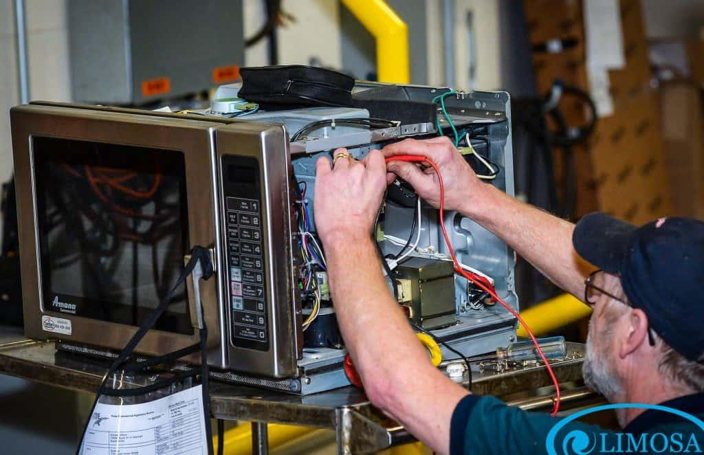 Dịch vụ sửa lò vi sóng Limosa