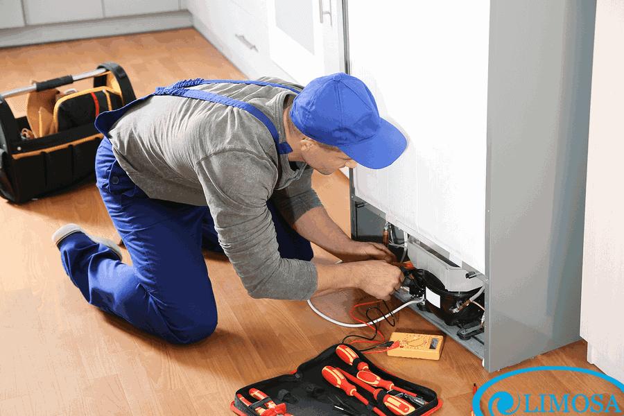 Lợi ích của dịch vụ sửa điện lạnh quận Bình Chánh tại Limosa