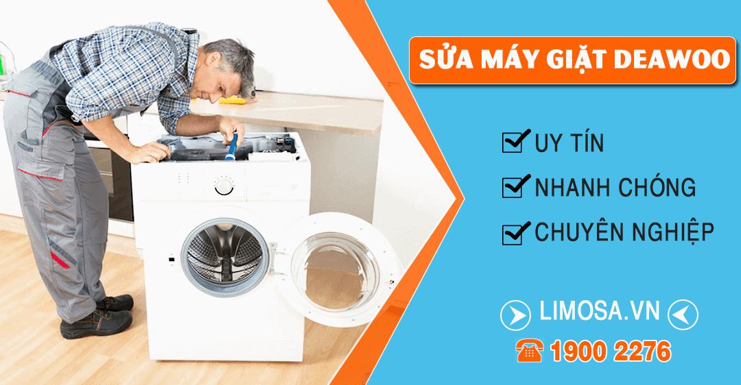 Dịch vụ sửa máy giặt Deawoo Limosa
