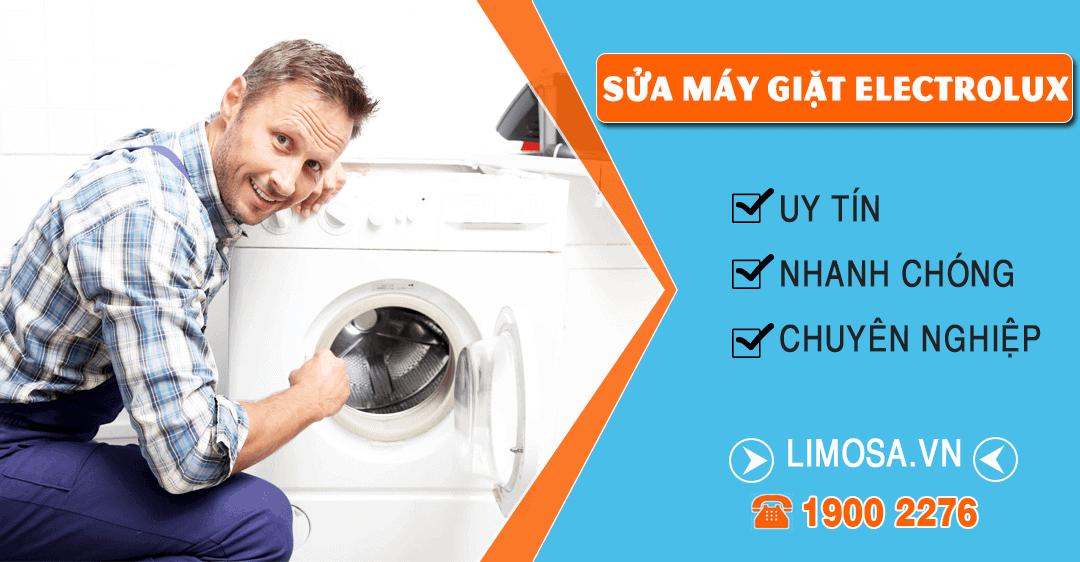 Dịch vụ sửa máy giặt Electrolux Limosa