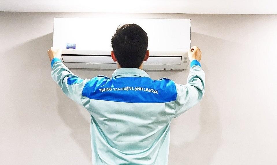 Bảng báo giá sửa máy lạnh