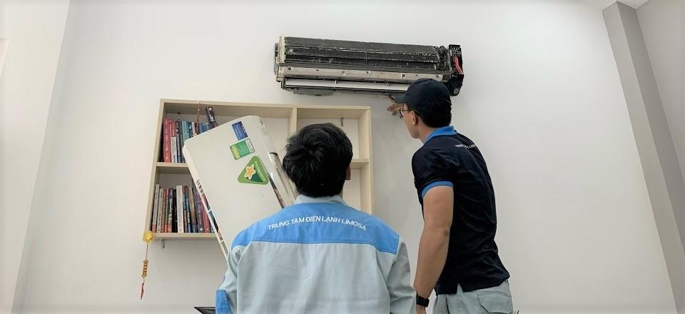 Bảng giá sửa máy lạnh Limosa