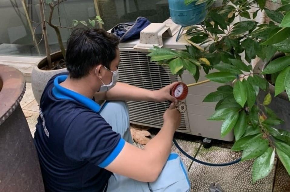 bơm ga máy lạnh Fujiyama
