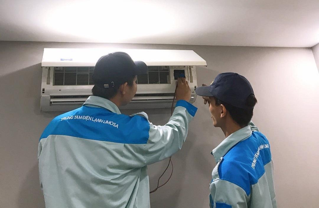 Bơm ga máy lạnh quận Phú Nhuận