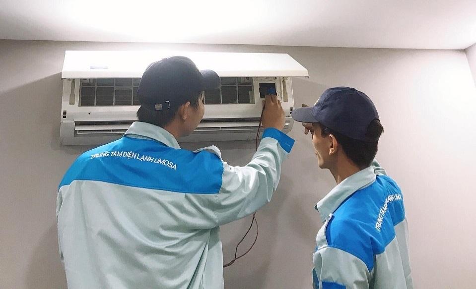 trung tâm bảo trì máy lạnh