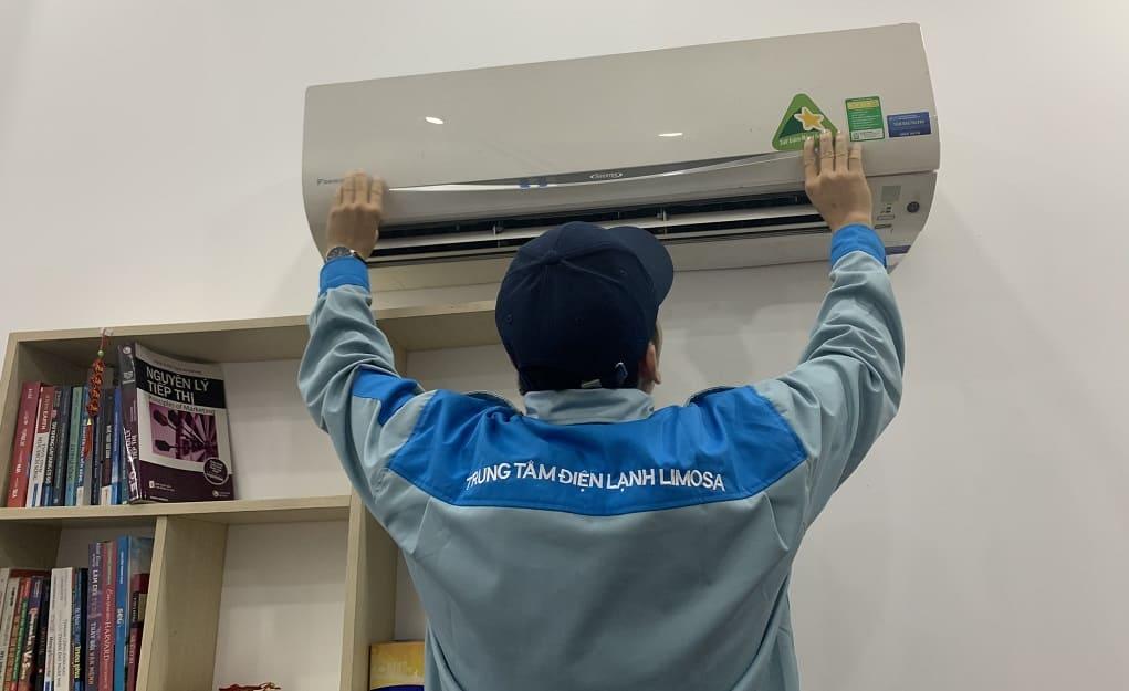 sửa máy lạnh tại Củ Chi
