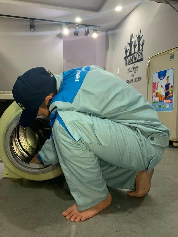 sửa máy giặt Candy limosa