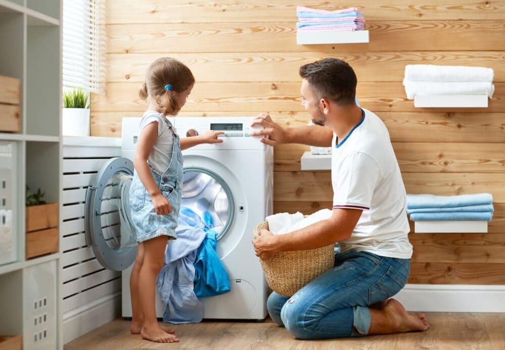 Sửa máy giặt đường Nơ Trang Long