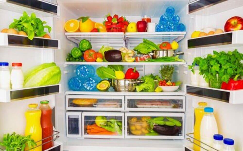 vệ sinh tủ lạnh tại huyện đan phượng