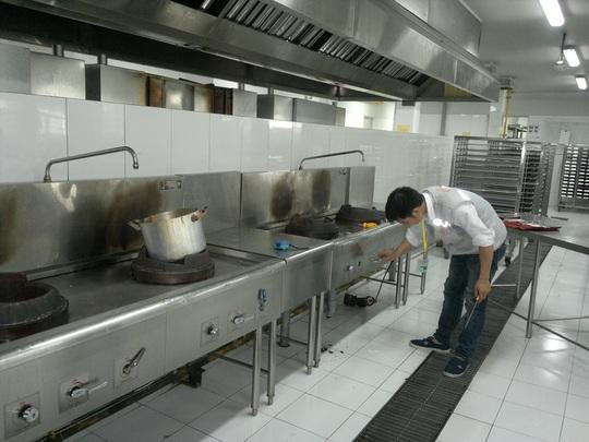 Sửa bếp hầm công nghiệp