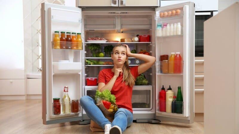 bảng mã lỗi tủ lạnh Sharp