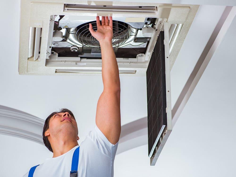 Bảo trì máy lạnh Âm Trần