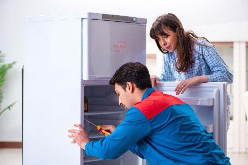 bơm ga tủ lạnh 1 cánh