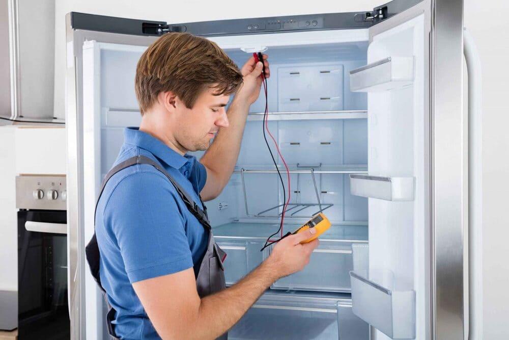 bơm ga tủ lạnh tại củ chi