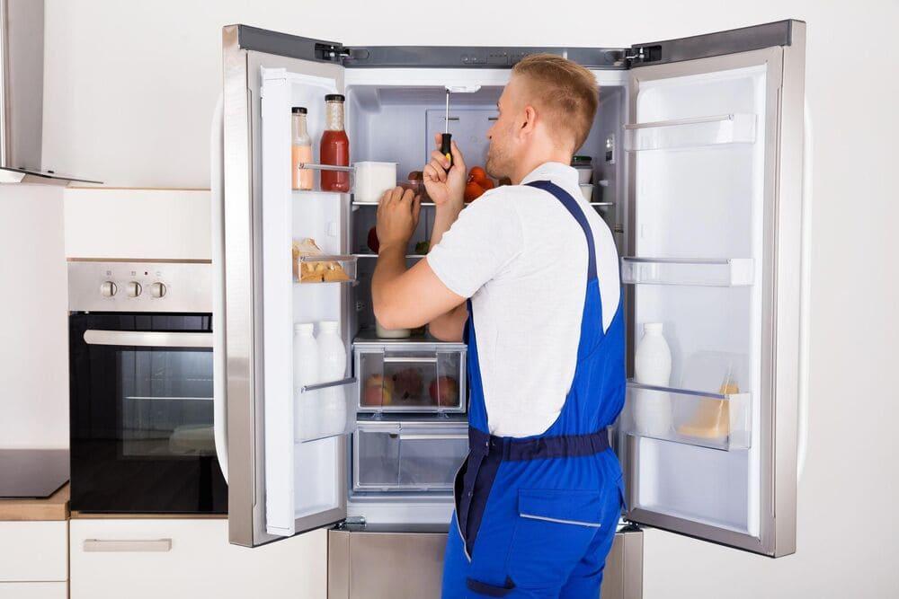 Bơm ga tủ lạnh tại Hóc Môn