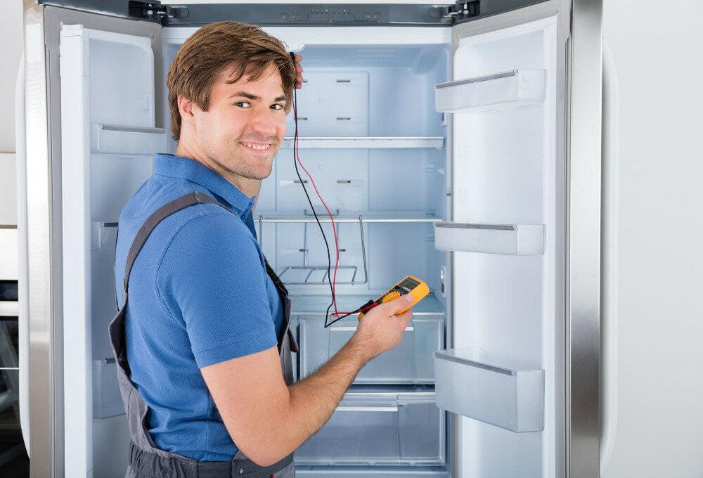 bơm ga tủ lạnh side by side
