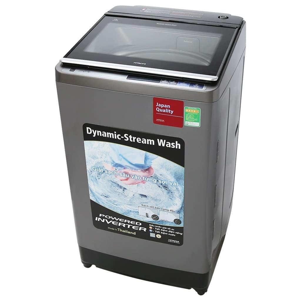 cách reset máy giặt hitachi