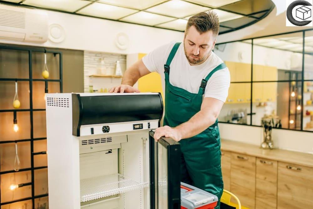 Cách thay bóng đèn tủ lạnh Hitachi
