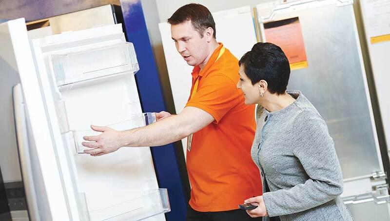 Tủ lạnh bị hư lốc