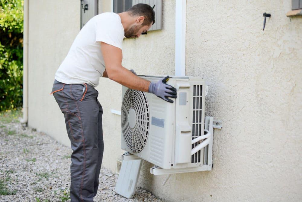 Cục nóng điều hòa lúc chạy lúc không