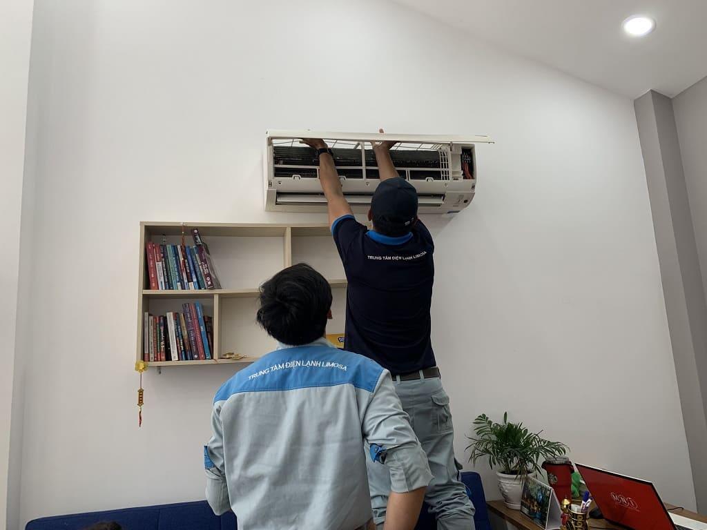 Dịch vụ sửa máy lạnh tại Limosa
