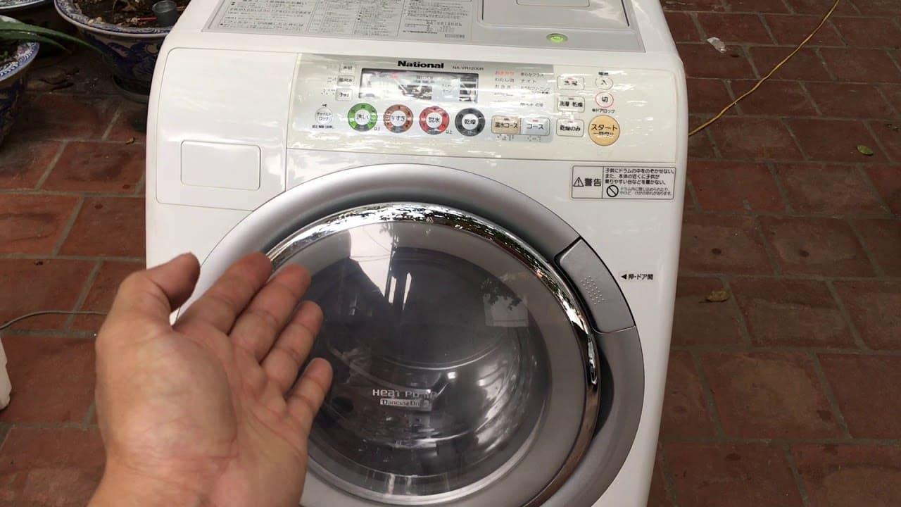 hướng dẫn sử dụng máy giặt national