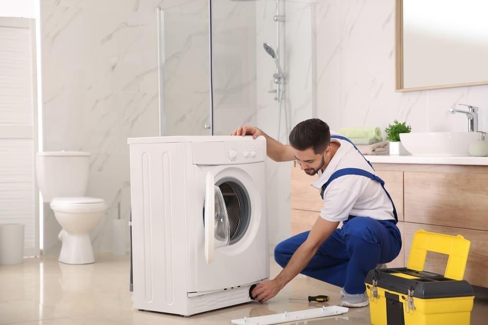 máy giặt Sanyo không xả nước